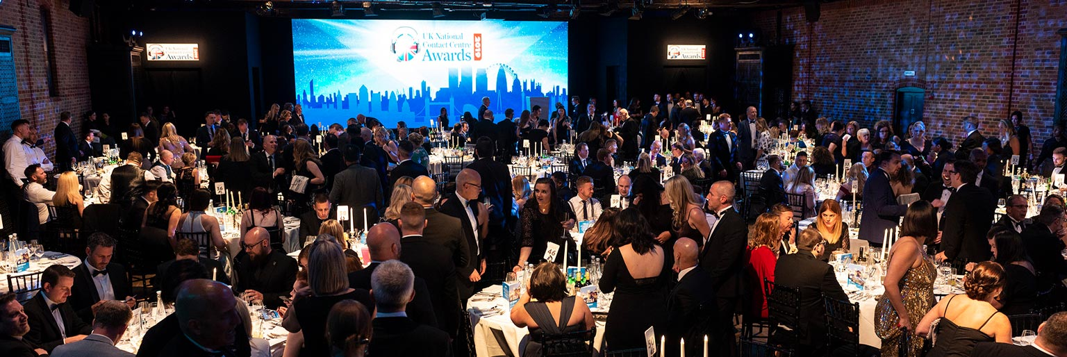 uk national call centre awards